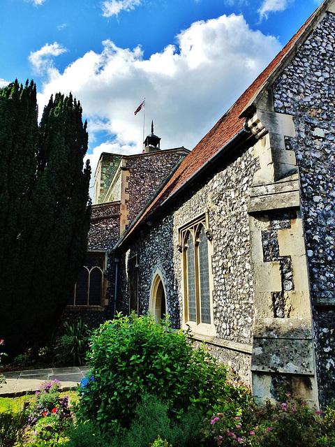 west drayton church, hillingdon, london