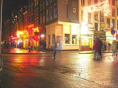 Amsterdam - Twilight Zone moment -  11 Novembre 2007.