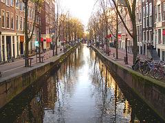 Amsterdam / Redlight bar zone.