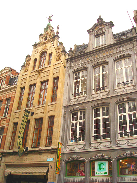 Louvain-Leuven, Belgique-  10 Novembre 2007.