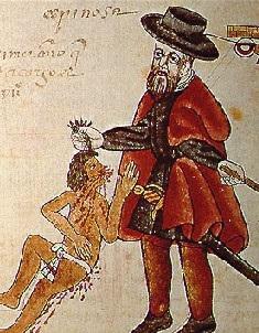 Codex Kingsborough, Mexique
