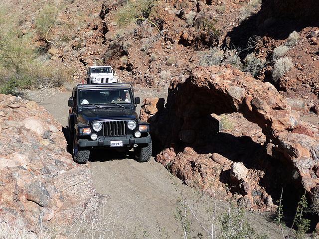 Arch in Chuckawalla Canyon (2240)