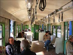 Train to Yedikule