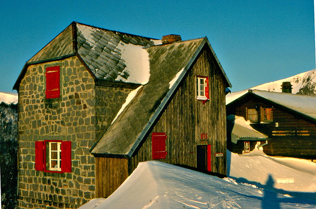 Refuge de la Campanule Gaschney Alsace