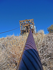 Salt Tram Transfer Point Cable (1845)