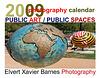 2009PhotographyCalendar.PublicArt.PublicSpaces