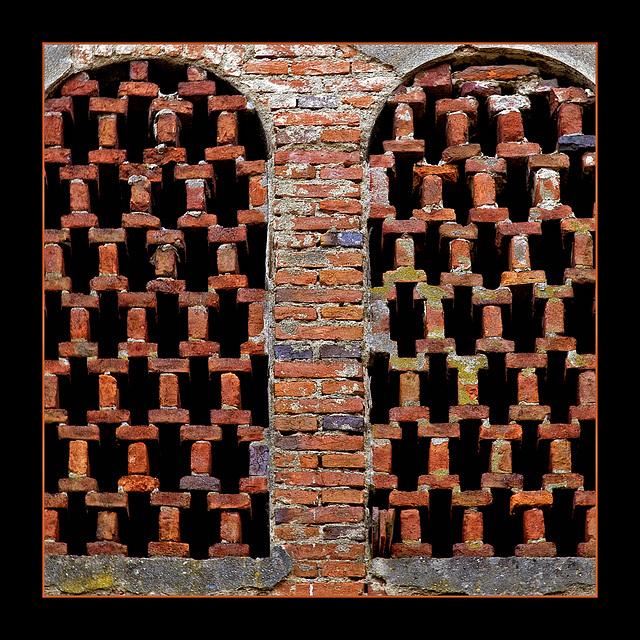 bricks windows