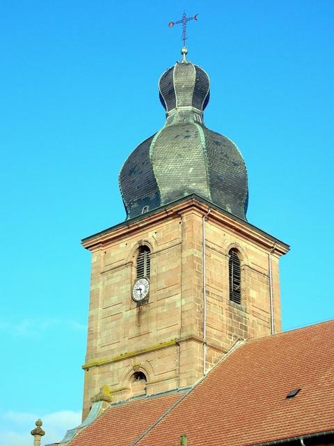 Toussaint 2008 entre Vosges et Alsace