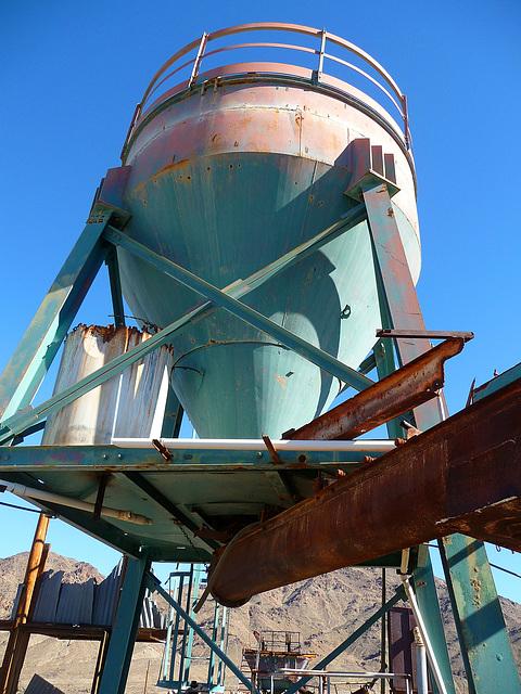 Mill Site in Chuckawalla Canyon (2244)