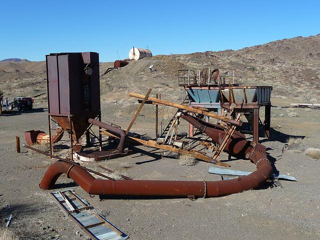 Mill Site in Chuckawalla Canyon (2259)