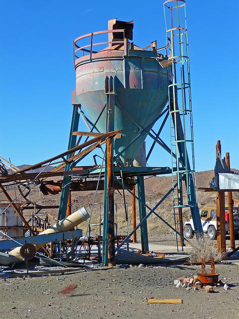 Mill Site in Chuckawalla Canyon (2260)