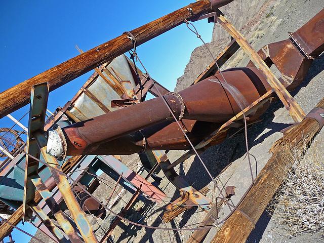 Mill Site in Chuckawalla Canyon (2262)