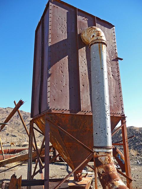 Mill Site in Chuckawalla Canyon (2265)