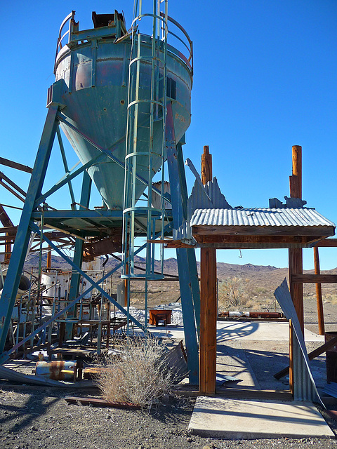 Mill Site in Chuckawalla Canyon (2266)