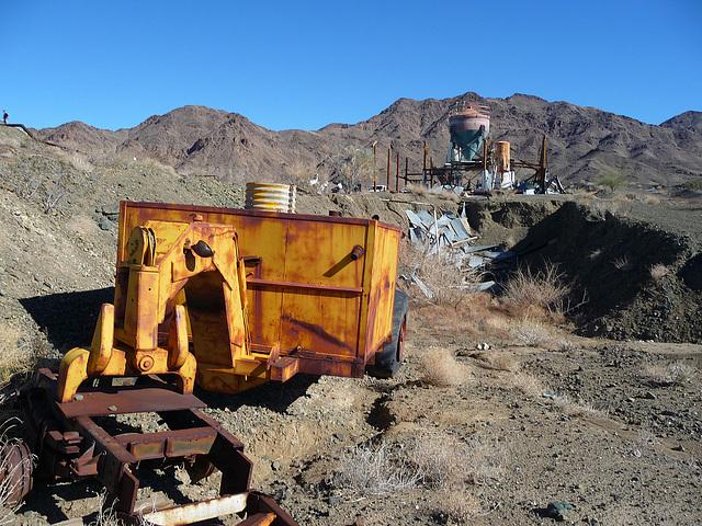 Mill Site in Chuckawalla Canyon (2270)