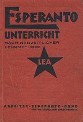 L. Puff: Esperanto-Unterricht nach neuzeitlicher Lernmethode 1927
