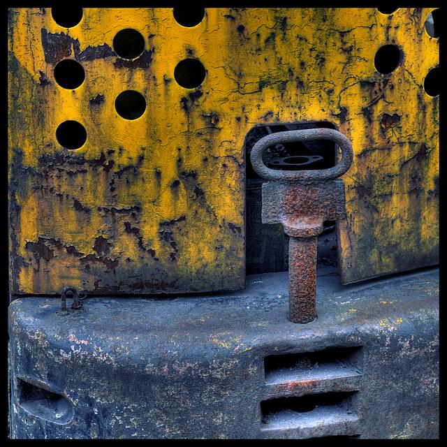 graphite locomotive