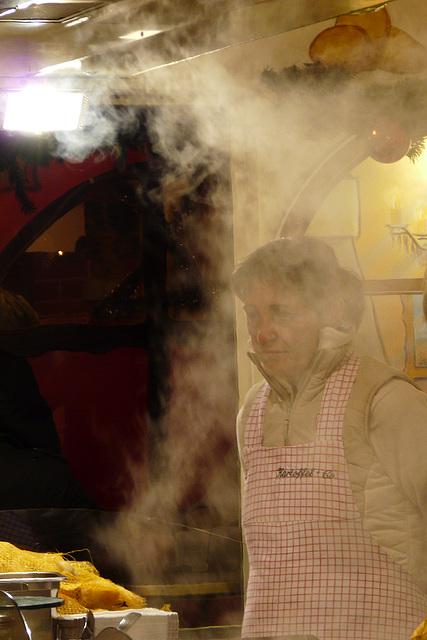 food smoke