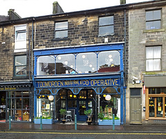Todmorden Industrial & Co-operative Society Limited