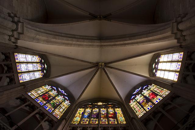 Münster Basel - Chor