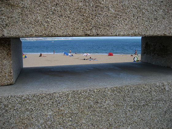 Oeiras, Beach of Paço d'Arcos (1)