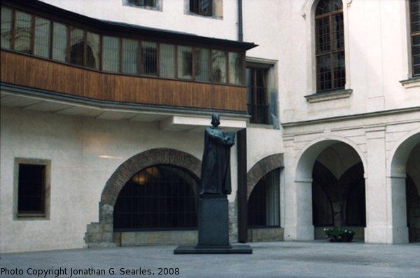 Karolinium, Prague, CZ, 2008
