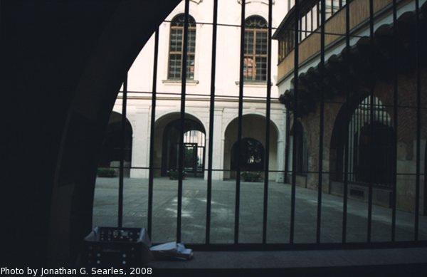 Karolinium Interior, Picture 5, Prague, CZ, 2008