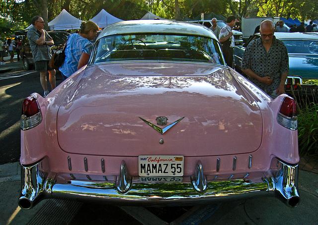 1955 Cadillac Coupe de Ville (3315)