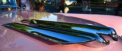 1955 Cadillac Coupe de Ville Hood Ornament (3319)