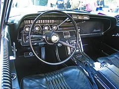 1965 Thunderbird Interior (3305)