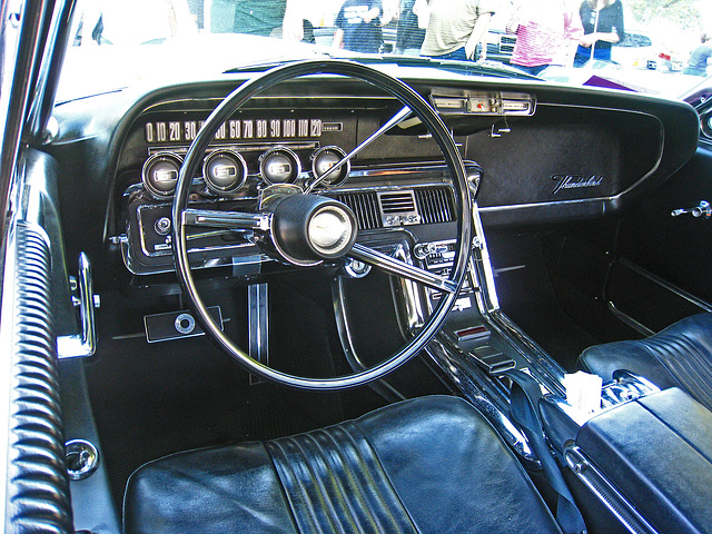 1965 Thunderbird Interior (3305)