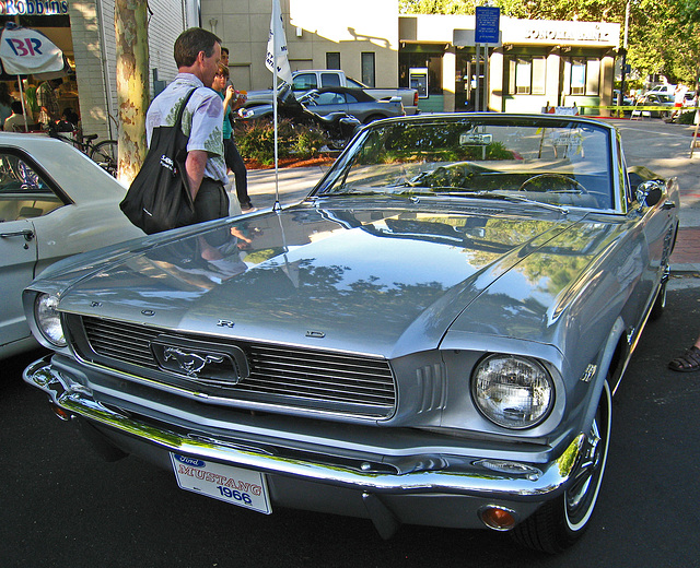 1966 Ford Mustang (3308)