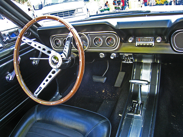 1966 Ford Mustang (3310)