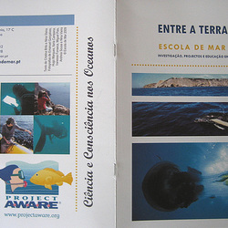 """Between Earth and Sea"", the School of Sea, an awareness and educational programme"
