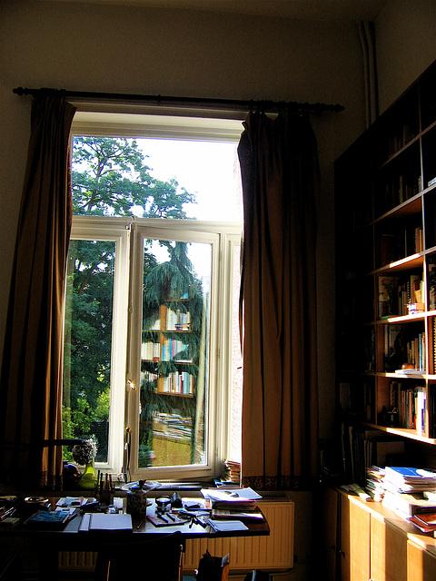 le reflet des livres