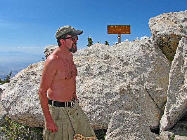Greg on San Jacinto Peak (0483)