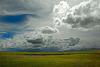 Impressive cloud formations