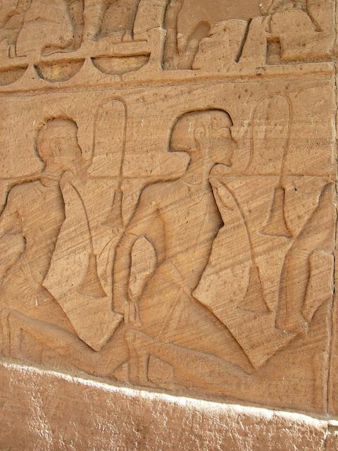 Eingangsbereich - großer Tempel
