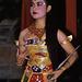 Princess Sita at the Kecak dance