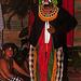 King Ravana's slave at the Kecak dance