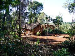 Case Guarani, en Argentine
