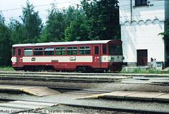 CD #810472-1 at Olbramovice, Bohemia (CZ), 2008