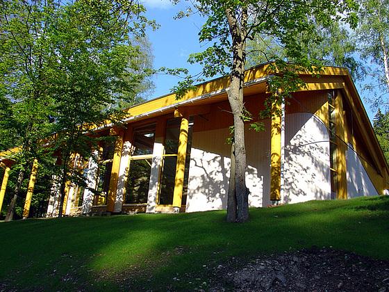 Meditationshalle -