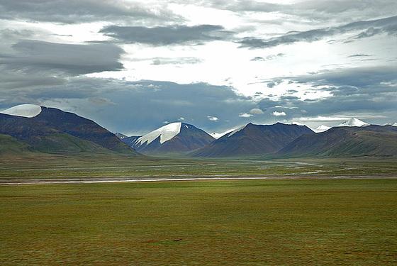 Tanggula Mountain range