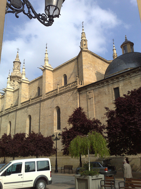 Logroño: Catedral