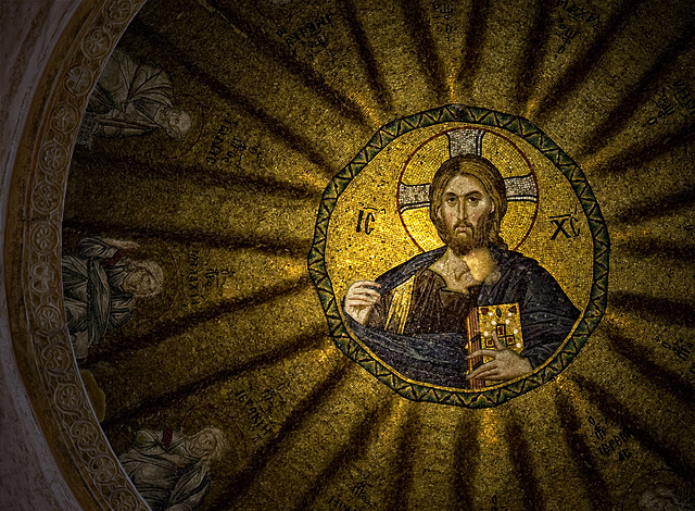Pammakaristos mosaic