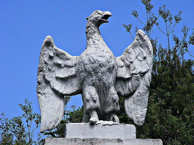 Orme Square Eagle