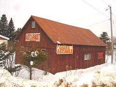 Artisanat des cantons - Austin. Québec -  Canada - 7 février 2009
