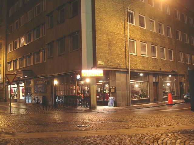 Pub & restaurang Viking  / Helsingborg - Suède / Sweden.