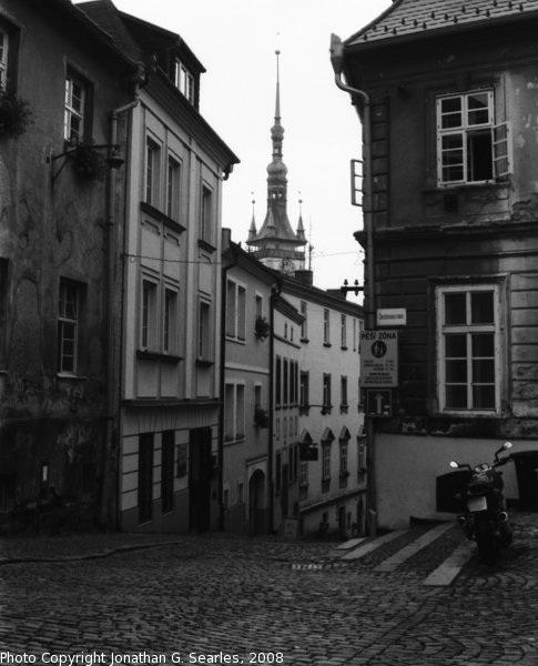 Zerotinovo Namesti, Olomouc, Moravia (CZ), 2008